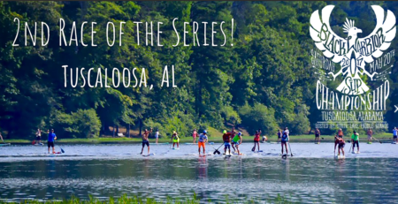 Black Warrior Sup Race